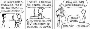 Read Lisp Hackers