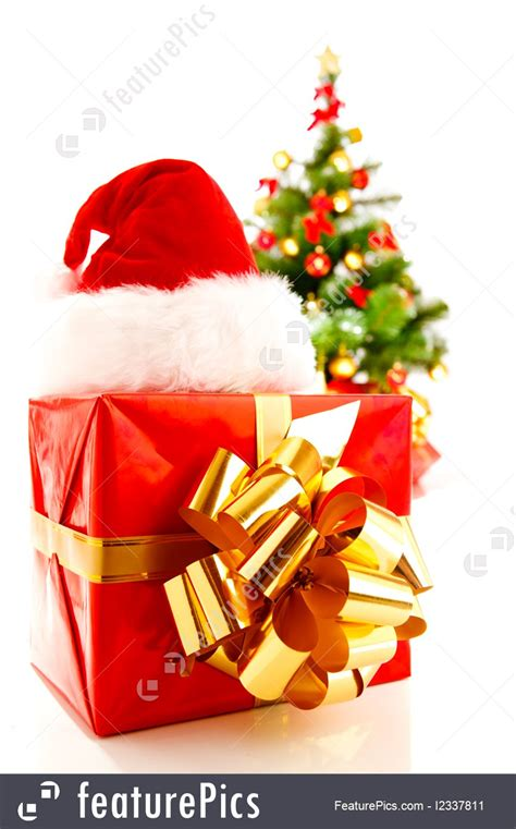 holidays christmas symbols stock photo