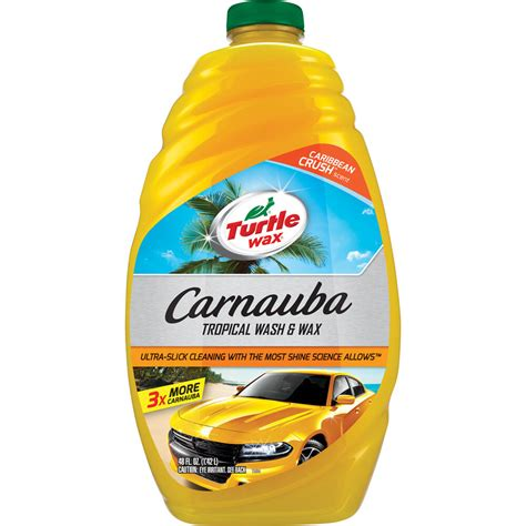 Turtle Wax Carnauba Wash & Wax - 1.42 Litre   Supercheap Auto