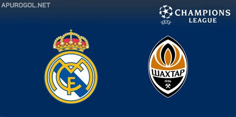 Resultado Final – Real Madrid 2 Shakhtar 3 – UEFA ...