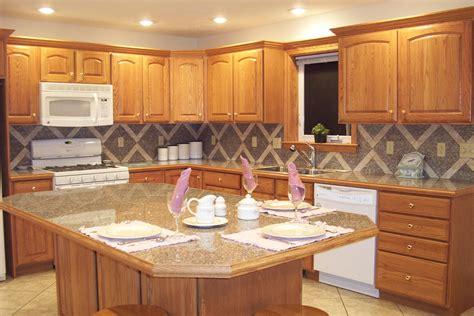 Kitchen Countertop Tile Ideas by Choosing Kitchen Tile Countertop Ideas Kitchentoday