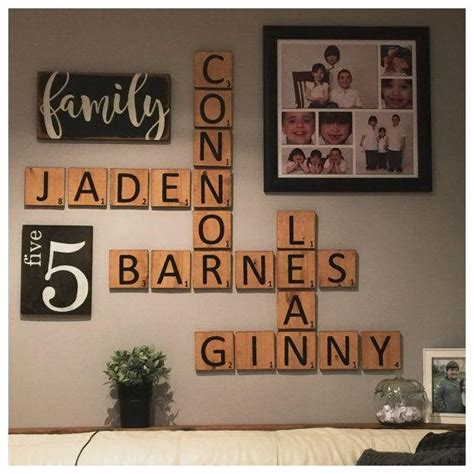 Pallet wall art i saw a wooden word like this popular items for live laugh love on etsy word art wood 3d cutout 'live. 20 Ideas of Family Wall Art Picture Frames | Wall Art Ideas