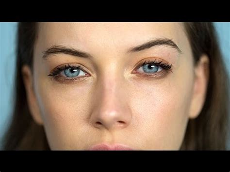natural makeup  blue eyes beauty focus eyes youtube