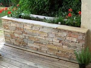Construire Un Mur En Pierre : comment construire un muret de pierre le paysagiste le ~ Melissatoandfro.com Idées de Décoration