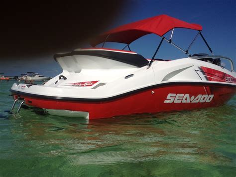 Depth Finder For Sea Doo Boat by Sea Doo Speedster 430 2008 For Sale For 22 000 Boats