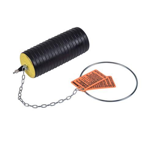 test ball plug