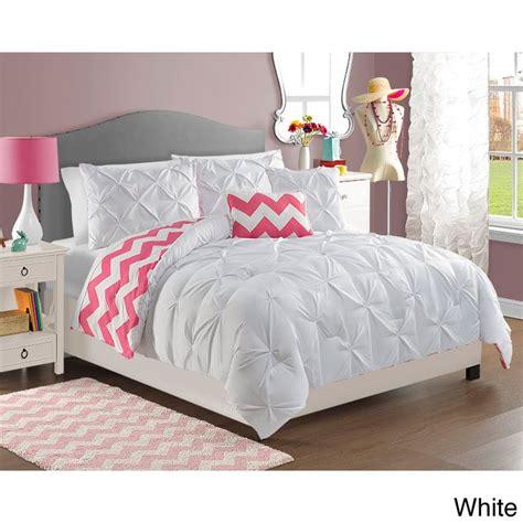 chelsea  piece reversible comforter set overstock