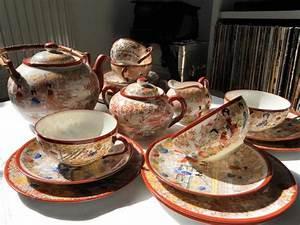 Chinesisches Geschirr Kaufen : chinesisches porzellan teeservice in mannheim geschirr ~ Michelbontemps.com Haus und Dekorationen