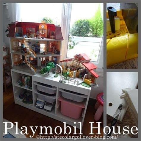 ikea hack    playmobil house tuto diy playmobil