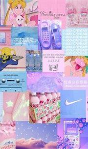 Custom Aesthetic Collage Wallpaper, Custom Aesthetic ...
