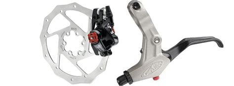 Mountain Bike Mechanical Disc Brakes