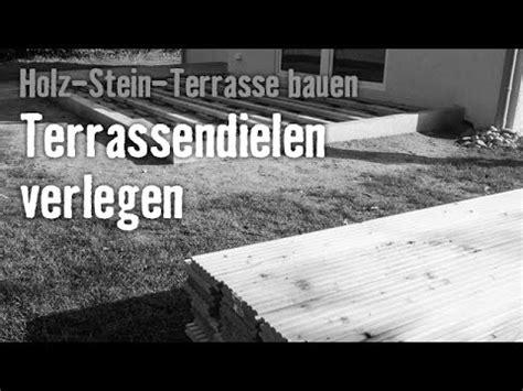 terrasse bauen stein version 2013 holz stein terrasse bauen kapitel 5 hornbach meisterschmiede