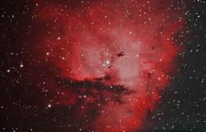 The Pacman Nebula (NGC 281) - Astronomy Magazine ...