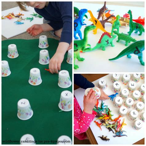 abc preschool games dinosaur alphabet matching activity 437
