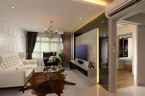 House Interior Design Singapore Hdb Renovation Design