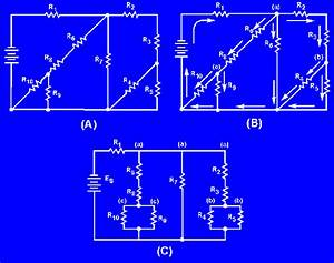 Redrawing A Complex Circuit