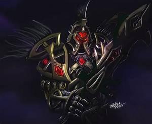 S12 Warrior ( Warcraft ) by maxfxgr on DeviantArt