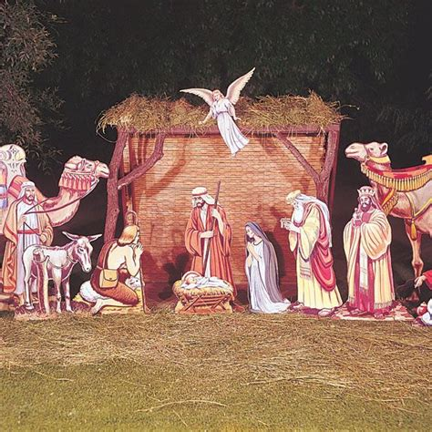 woodworking plans nativity scene   build  easy diy woodworking projects wood work