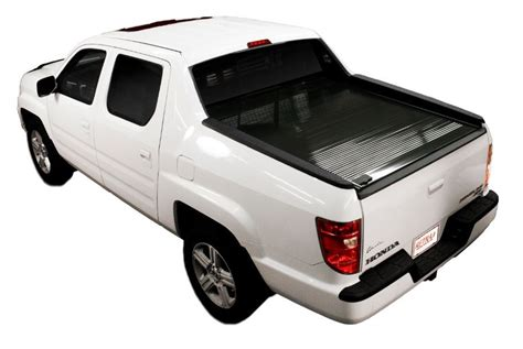 Ridgeline Bed Cover by Retrax 10501 Retraxone Black Retractable Tonneau Cover For