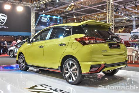 Toyota 2019 Malaysia by Malaysia Autoshow 2019 2019 Toyota Yaris 现身预览