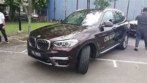 Bmw X3 G01 : 2018 bmw x3 g01 malaysia first drive review guest starring bengtures youtube ~ Dode.kayakingforconservation.com Idées de Décoration