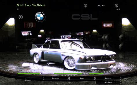 speed underground  cars nfscars