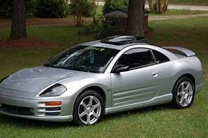 Shayna Renaie 2001 Mitsubishi Eclipsegt Coupe 2d Specs