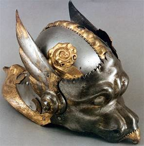 truly and most fearsome ancient helmets seen