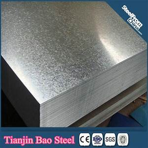astm a361sgcc 4x8 galvanized steel sheet for roof and wall With 4x8 metal roofing
