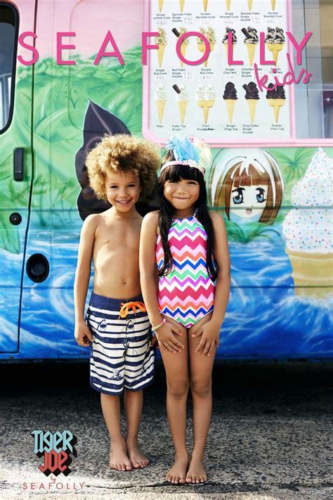 seafolly kids  tiger joe summer  seafollycom