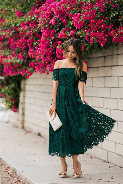 best 25 green lace dresses ideas on green