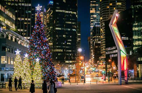 christmas  vancouver