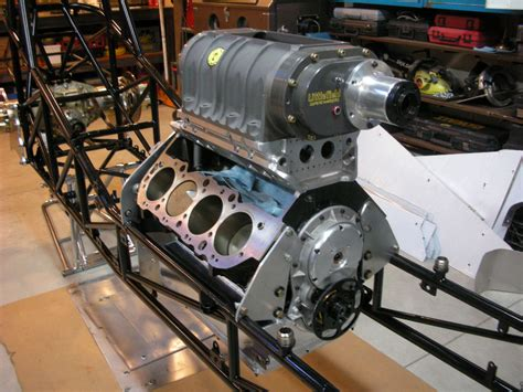 427 deck build found restored the original high heaven aa fuel altered