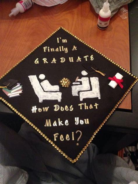 super cool graduation cap ideas hative
