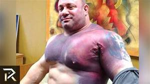 10 Bodybuilders Whose Muscles Exploded - YouTube