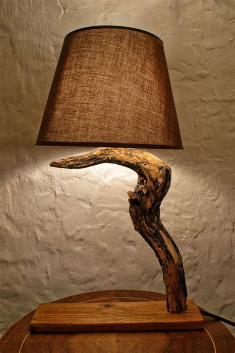 unique diy wood lamps   amaze
