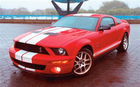 Price Of A Shelby Gt500 by 2007 Ford Shelby Gt500 Drive Motor Trend