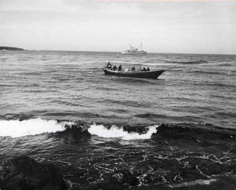 Eskimo Boat by A Bidarrah A Large Eskimo Skin Covered Boat Ferrying