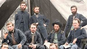 American Civil War Photos in Color - YouTube