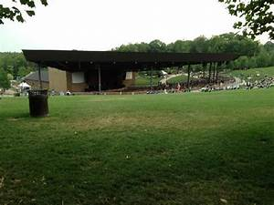The Woods Amphitheater Seating Chart Inside View Toward Stage Picture Of Bethel Woods Center