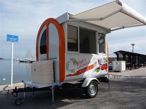 remorque cuisine mobile informations food truck remorque snack et chariot ambulant en triporteur mazaki mazaki