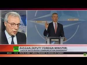 Video: 'Skripal provocation aimed at increasing NATO ...