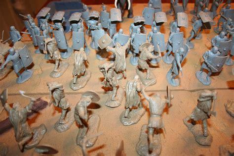 gi jigsaw toy soldiers  san diego barbarians