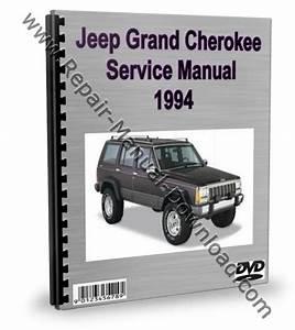 Jeep Grand Cherokee 1994 Service Repair Manual Download