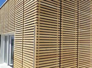 bardage bois interieu exterieur accueil design et mobilier With photo bardage bois exterieur