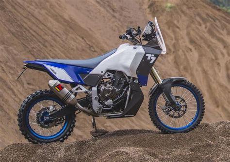 2017 Yamaha T7 Concept 649 Cc Adventure Bike Teased Paul