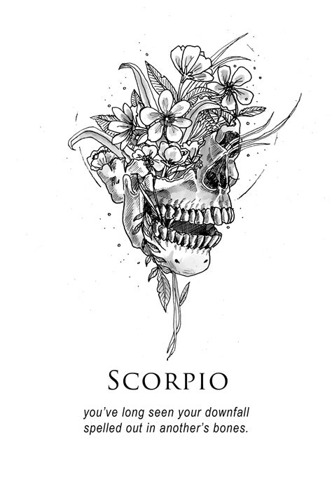 Amrit Brar's Portfolio - Book XII: Obituaries | Scorpio tattoo, Tattoos, Scorpio