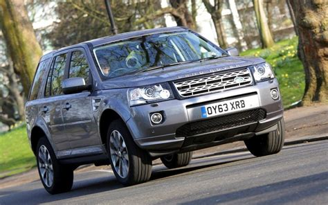 land rover freelander land rover freelander review