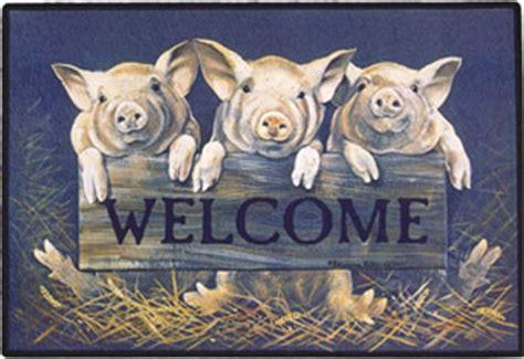 Pig Doormat by Pig Doormats Zen Cart The Of E Commerce