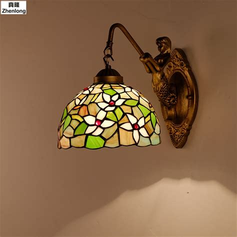 stained glass wall ls light fixtures wall sconces for